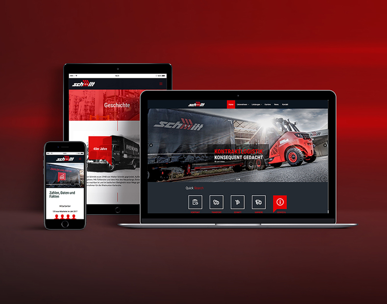 Newsbild - neue Webseite