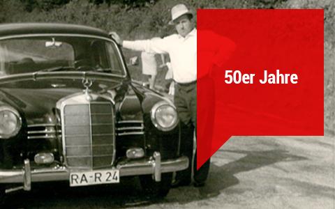 Grafik - 50er Jahre