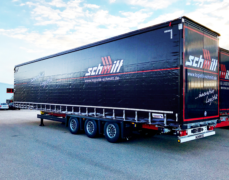 Schmitt Fuhrpark – Neue Fahrzeuge