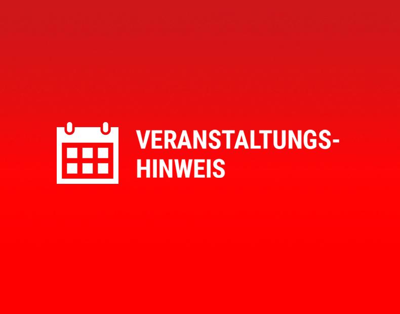 Schmitt News – Veranstaltungshinweis Mai/Juni 2019